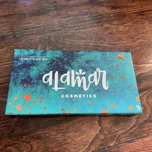 alamar cosmetics- colorete blush trio